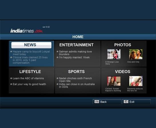 Indiatimes - LG TV